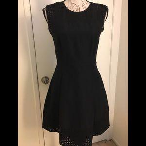 J Crew Stunner Black Dress Size 2